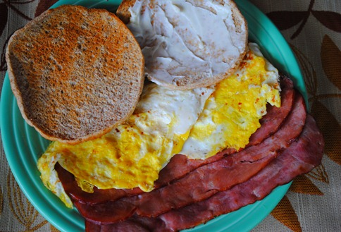 bacon and eggs 009