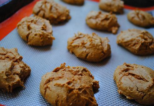pumpkin spice cookies 032