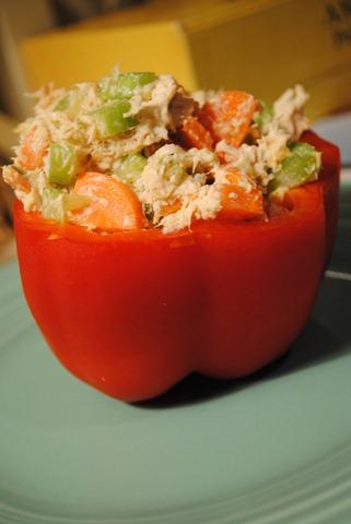 curried chicken salad 034