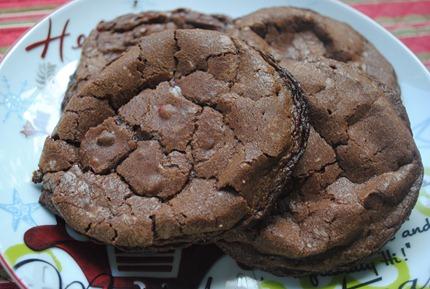 brownie cookies 002