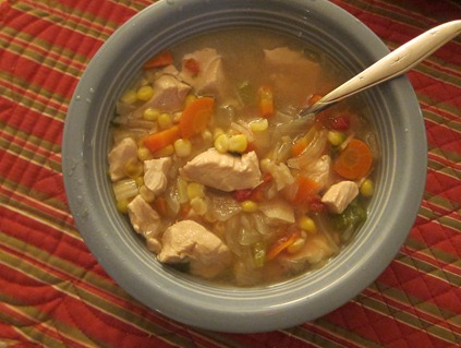 chicken soup 035
