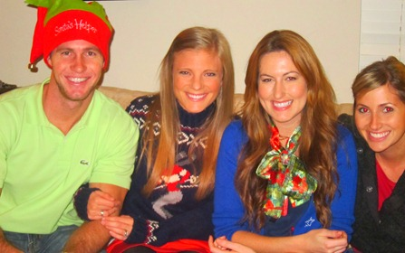 ugly sweater party 006