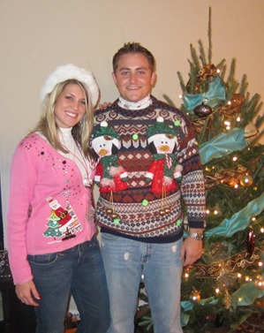 ugly sweater party 007
