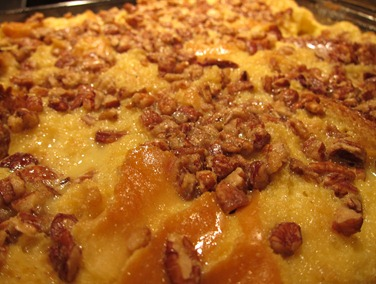 bread pudding 009
