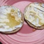 goat cheese and honey 004