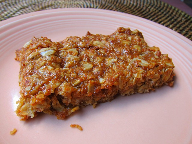 stumbled upon this recipe for Playgroup Granola Bars which received ...