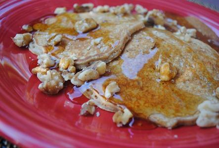 oatmeal pancakes 017