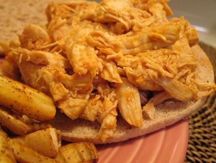 buffalo chicken 009