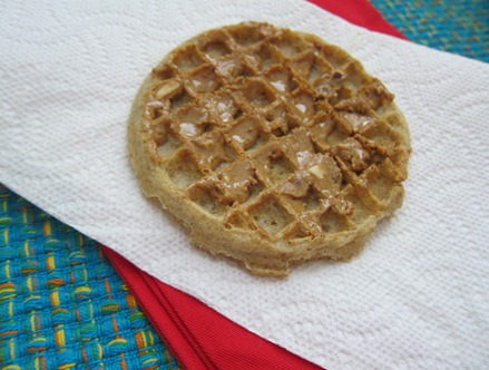 almond butter granola 012