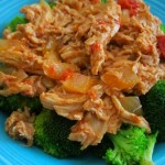 buffalo chicken crock pot 002