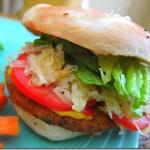 giant veggie burger 011