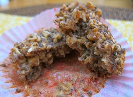 granola bites 009