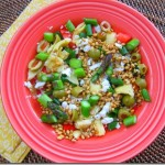 wheat berry salad 009