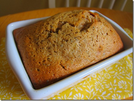 banana bread mini loaf 005