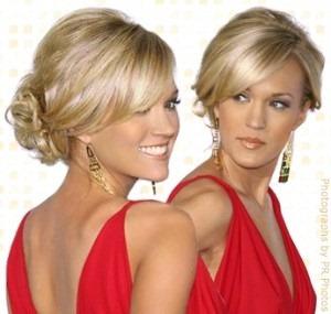 Carrie Underwood Updo Jpg Peanut Butter Fingers