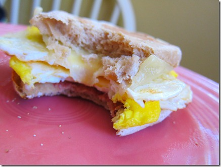 healthy egg mcmuffin with jelly 008