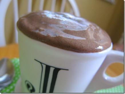 mocha protein shake 003