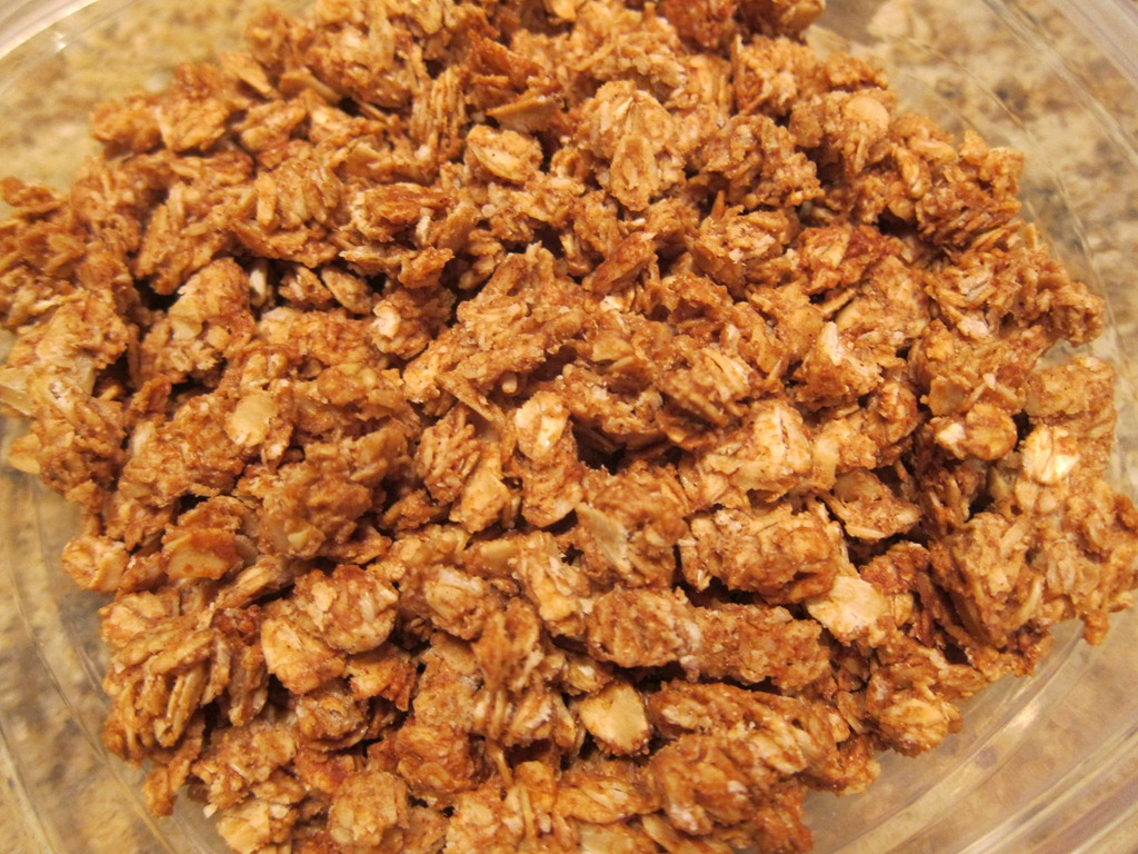 Granola Recipe — Dishmaps