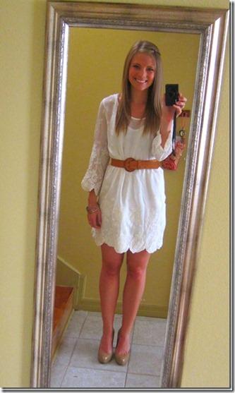ruelala dress