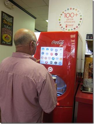 100 flavor coke machine 003