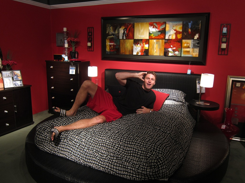 Image Gallery Shaq S Bed