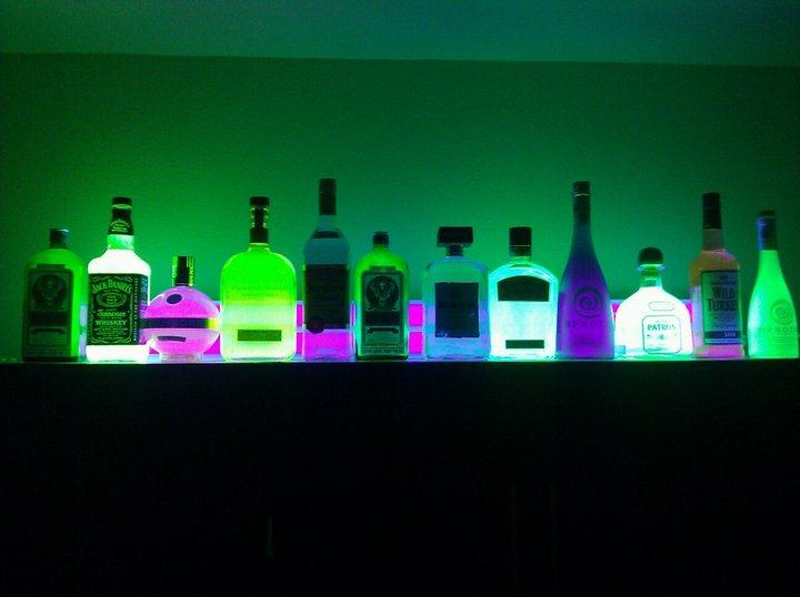 How to Make a Liquor Bottle Lamp Suzi's.