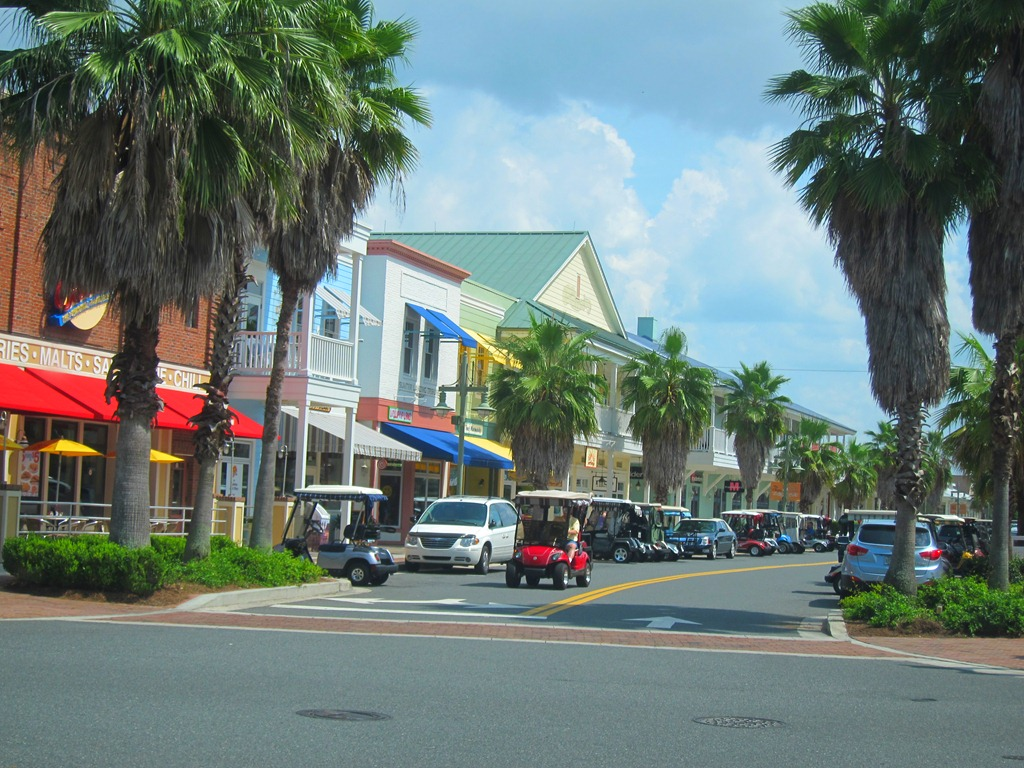 Good Day Sunshine Old Florida Village : The villages peanut butter fingers