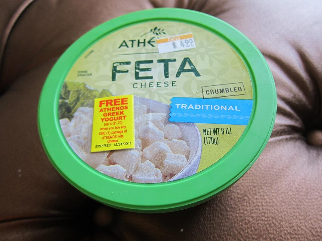 Fat Free Feta 31