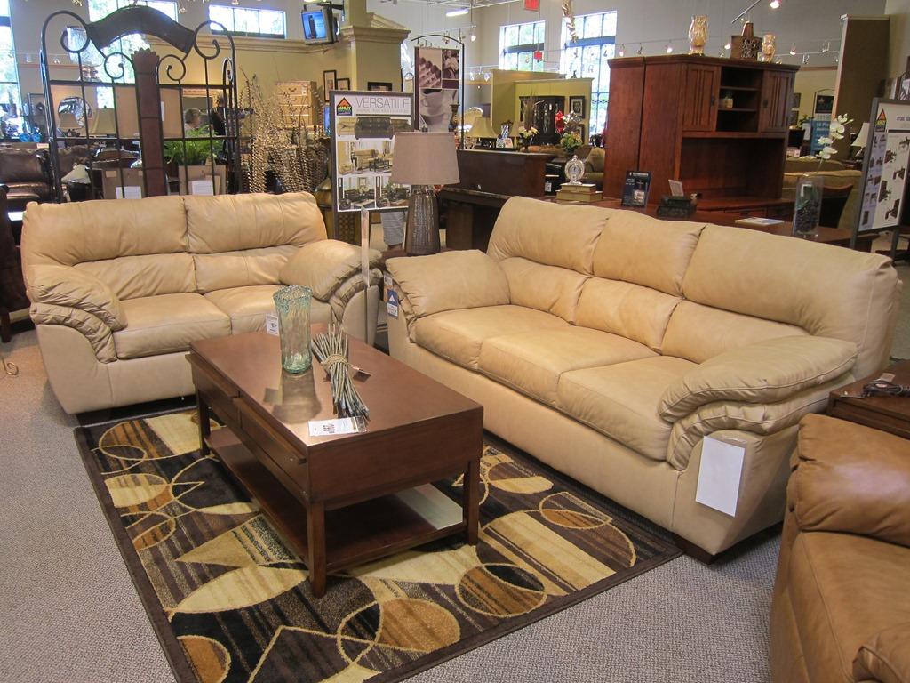 Ashley Furniture Couches. Ashley Furniture Azlyn Sepia Tufted Sofa ...