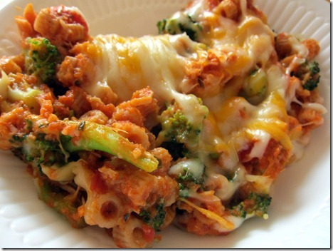 baked pasta 008