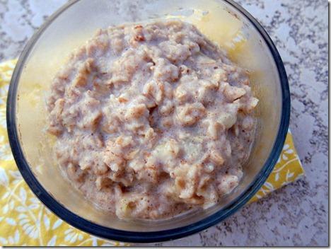 banana oatmeal 001