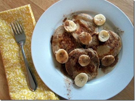banana protein pancakes 002