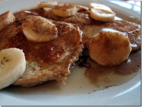 banana protein pancakes 003