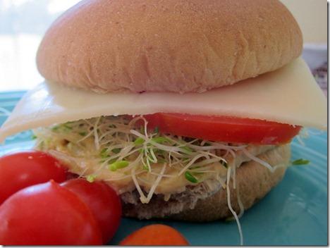 hummus sandwich 007