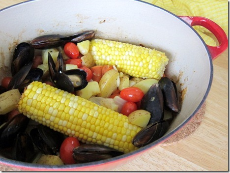 mussel pan roast 012