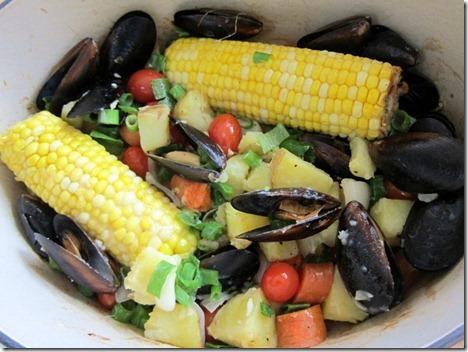 mussel pan roast 014