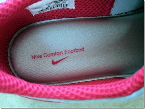nike shoes pink gray 012