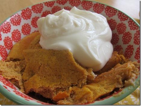 pumpkin pancake bowl 008