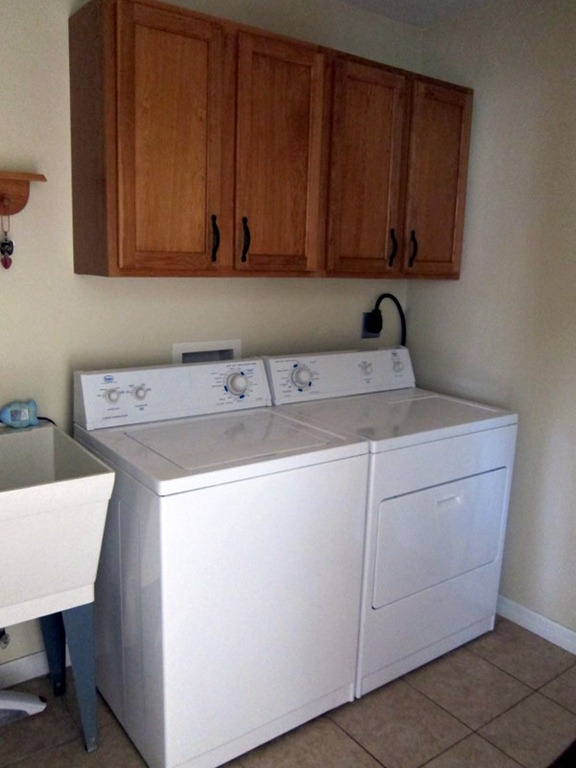 Washer and Dryer: Delivered - Peanut Butter Fingers