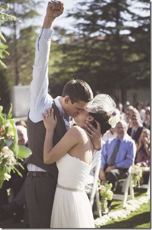 adorable wedding picture