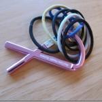 hair tie holder