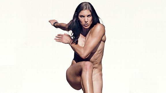 hope solo ESPN body issueSports Illustrated Body Issue Hope Solo