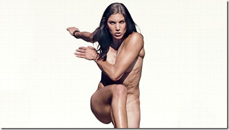 hope solo ESPN body issue