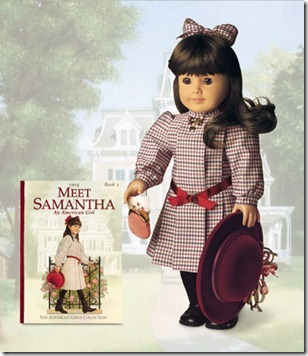 samantha american girl