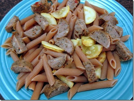 penne nd sausage 001