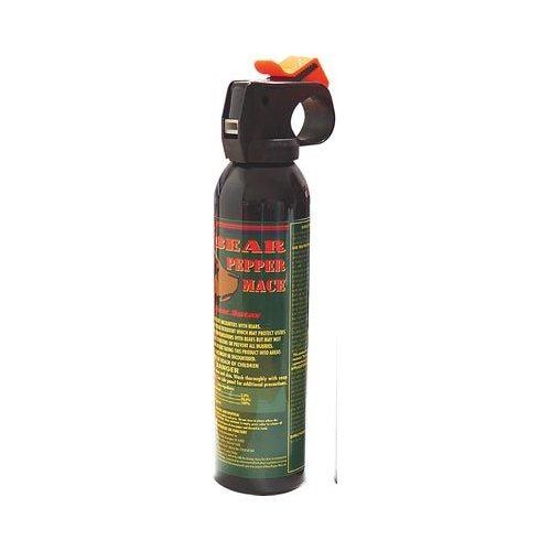Bear pepper spray peanut butter fingers - Pepper sprinkler ...