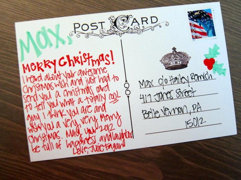 Help Make a Christmas Wish Come True - Peanut Butter Fingers