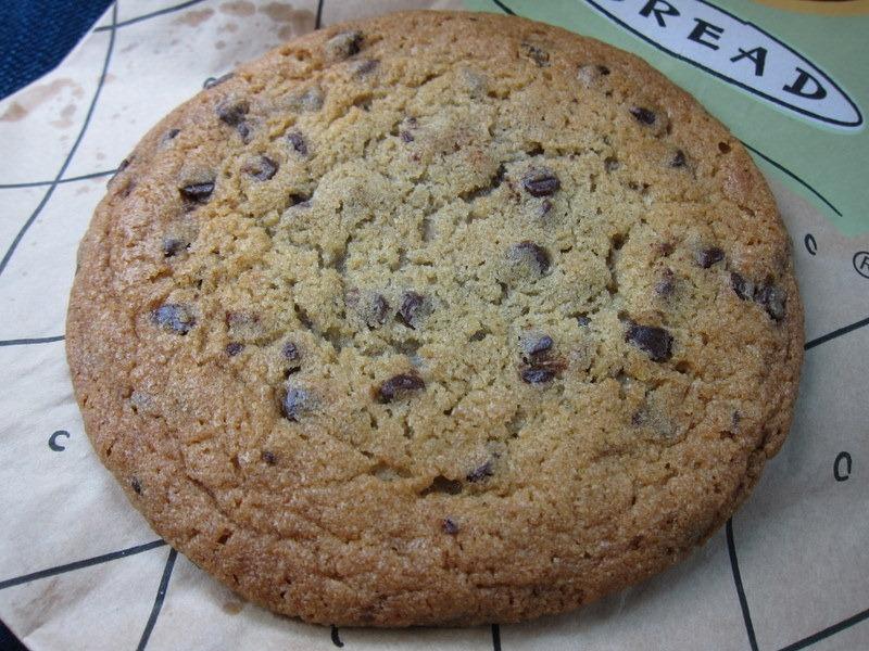 Chocolate Chip Cookies Panera Calories