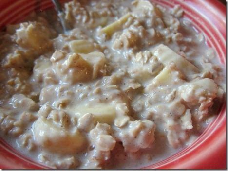 protein oatmeal banana 005