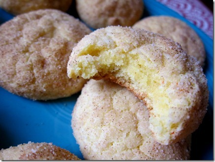 snickerdoodle cookies 022